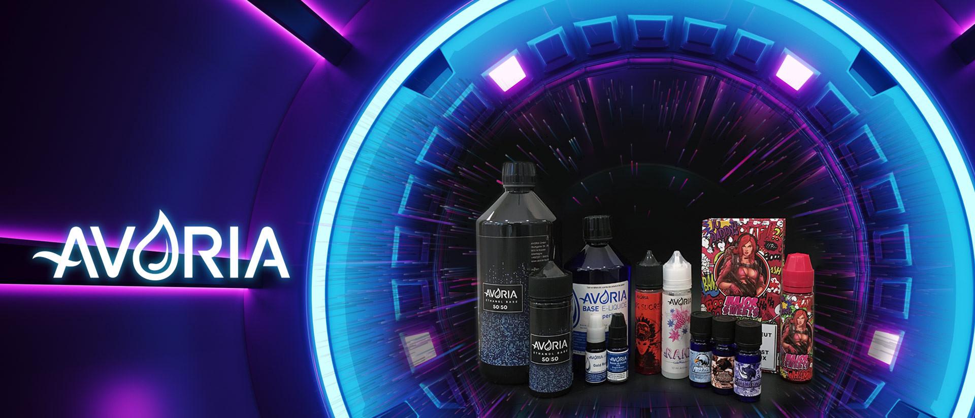 Bases, boosters, additifs et liquides !